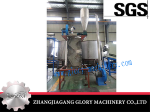 Label Separator for Plastic Recycling Line