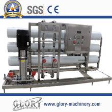 12T/H pure water treatment with one stage RO machine