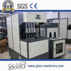 1500bph 4cavity semi-automatic pet bottle blowing moulding machine with assist machine
