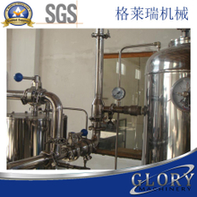Carbonated drink co2 mixing machine