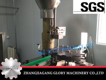 Glass bottle soft croker stopper machine/sealing machine
