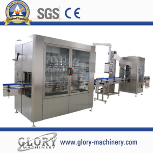 Full-automatic Viscous paste Liquid Filling Machine with servo