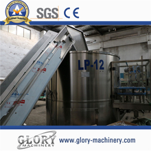 Automatic plastic bottle unscrambler machine/bottle sorting machine for 20000bph
