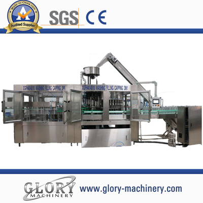 15000BPH bottle water filling and packing line