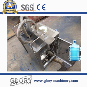 5Gallon bottle neck label hot shrink machine