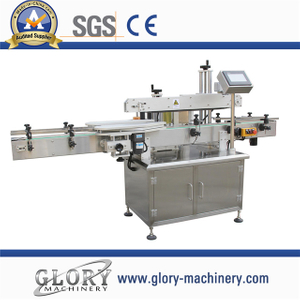 Automatic Non-dry Stick Labeling Machine for 3labels