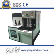 Semi automatic PET bottle blowing molding machine