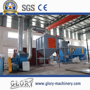 new design industrial dedusting machine/system