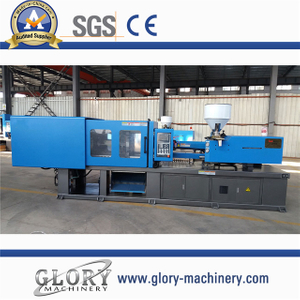 Cap injection moulding machine