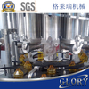 3000bph 500ml plastic bottle oil piston filling machine