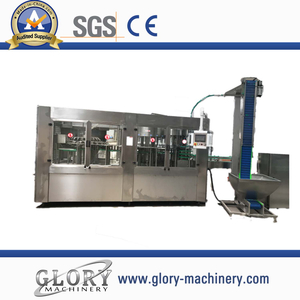 10000BPH automatic bottled water filling production line