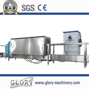 steam type 5gallon shrinking machine