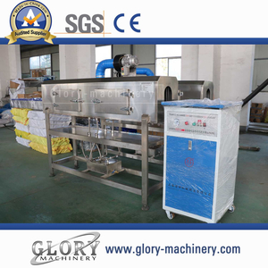 PET bottle label shrinking machine